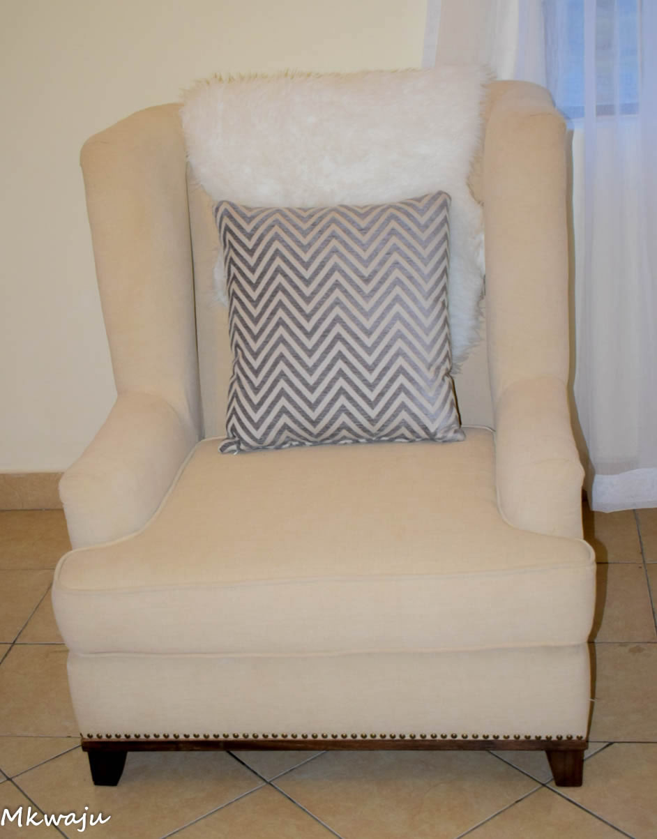 Aston Chair Hand Made Design By Mkwaju Furniture Nairobi