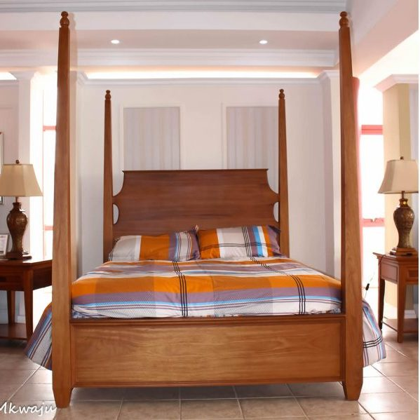 Retropolitan Poster Bed by Mkwaju Furniture Nairobi's Leading Furniture Makers
