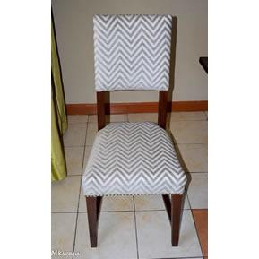 Dexter Dining Seat By Mkwaju Furniture Nairobi