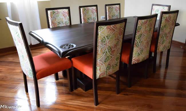 Lion king dining set by mkwaju furniture makers nairobi s