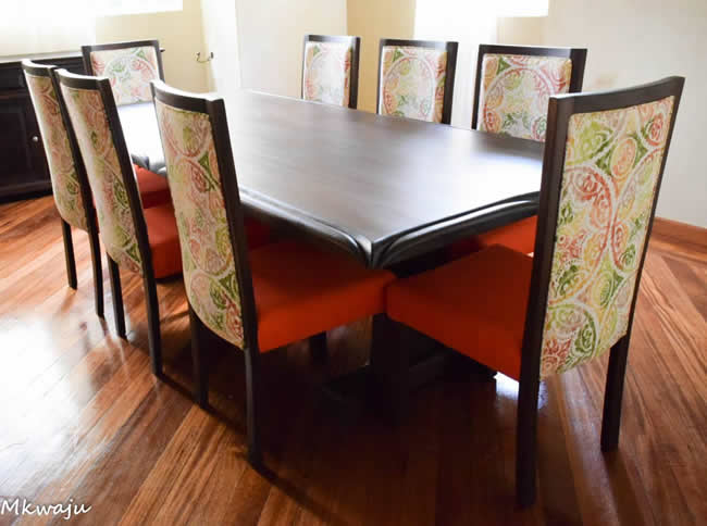Lion King Dining Table By Mkwaju Furnitures Nairobi