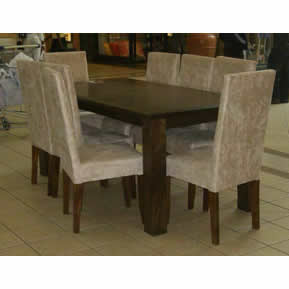 Mulan Dining Set By Mkwaju Furniture