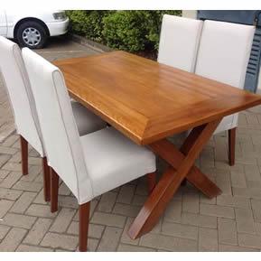 Rhodes Dinning Set By Mkwaju Furniture Nairobi