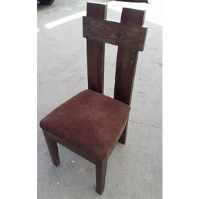 Rusty Dining Chair By Mkwaju Furniture Makers