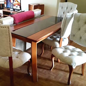 Violetta Dinind Set By Mkwaju Furniture Nairobi