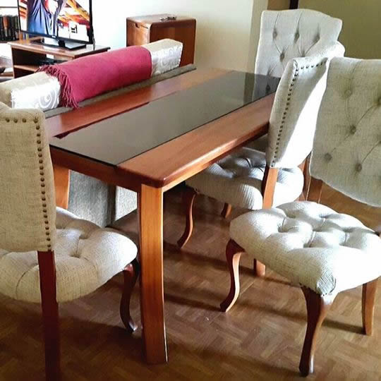 Violetta Dinning Set Collection By Mkwaju Furniture Nairobi