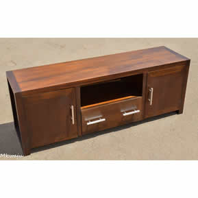 Walker TV Stand Angle By Mkwaju Furniture Nairobi