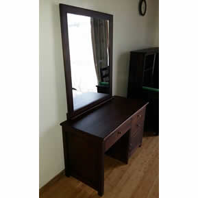 Yadley Dresser with Mirror By Mkwaju Furniture Makers Nairobi M