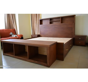 King Davids Bed By Mkwaju furniture Makers Nairobi Main