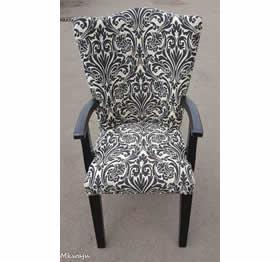 Liberty Dining Seat Main By Mkwaju Furniture Makers
