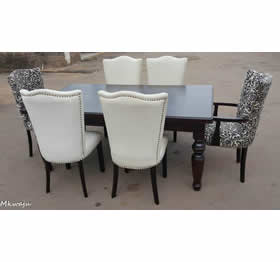 Liberty Dining Set Main By Mkwaju Furniture Makers Nairobi