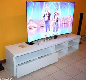 White Vision Entertainment Unit By Mkaju Furniture Makers Nairobi Main