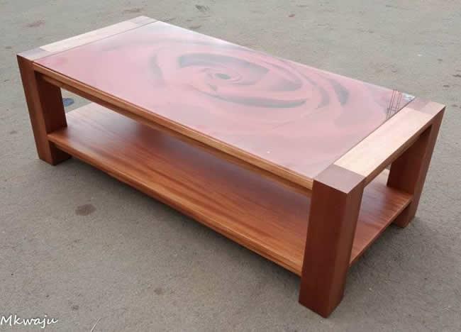 Upton Coffee Table Mkwaju