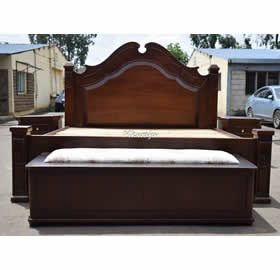 Stratford Bed By Mkwaju furniture