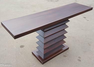 Zig Zag console table Mkwaju Furniture Nairobi