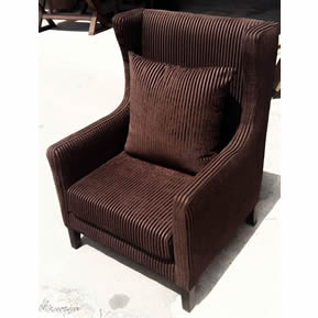 Gabby Wingback Chair By Mkwaju Furniture Nairobi