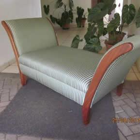 Logan Window seat By Mkwaju Furniture Makers