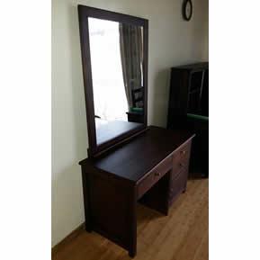 Yadley Dresser with Mirror By Mkwaju Furniture Makers Nairobi M
