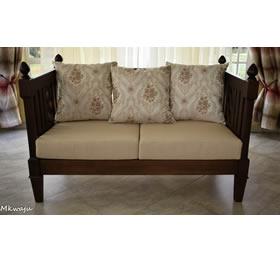 Lamu lounge Seats Two seater By Mkwaju Furniture makers Nairobi