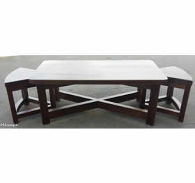 Brusses Coffee Table Across By Mkwaju Furniture Makers Main