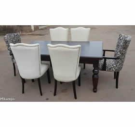 Liberty Dining Set Main By Mkwaju Furniture Makers Nairobi