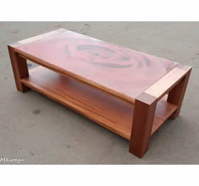 upton Coffee Table by mkwaju furniture makers Nairobi