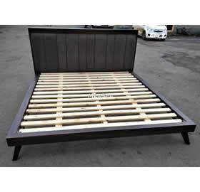 Quality Hard wood bed by Mkwaju Furniture Nairobi